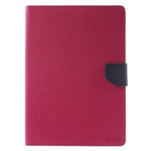 Excelent Diary puzdro pre iPad Air 2 - rose - 2