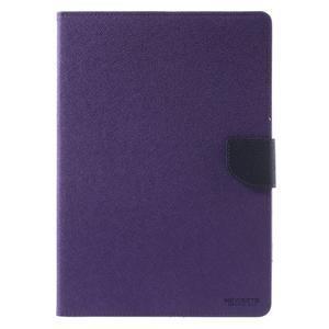 Excelent Diary puzdro pre iPad Air 2 - fialové - 2