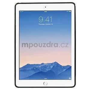 S-line gélový obal na iPad Air 2 - čierny - 2