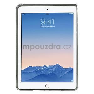 S-line gélový obal pre iPad Air 2 - sivý - 2