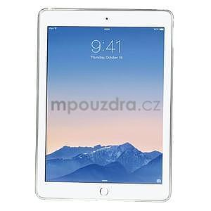 Ultra tenký slim obal na iPad Air 2 - šedý - 2