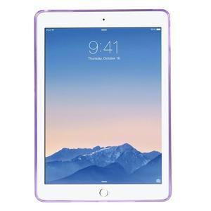 Ultra tenký slim obal pre iPad Air 2 - fialový - 2