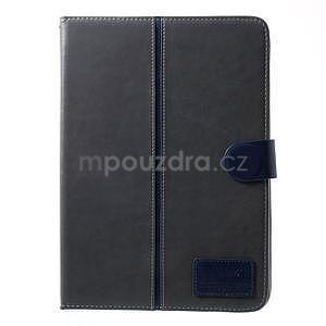 Daffi elegantné puzdro na iPad Air 2 - šedé - 2