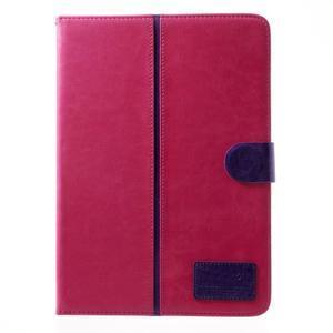 Daffi elegantné puzdro pre iPad Air 2 - rose - 2