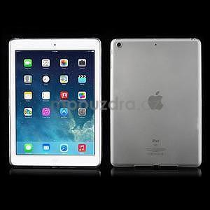 Gélový ochranný obal na iPad Air - transparentný - 2