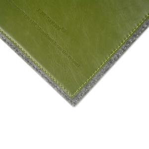 Envelope univerzálne púzdro na tablet 22 x 16 cm - zelené - 2