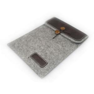 Envelope univerzálne púzdro na tablet 22 x 16 cm - coffee - 2