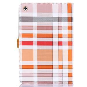 Costa puzdro pre Apple iPad Mini 3, iPad Mini 2 a iPad Mini - oranžové - 2