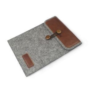 Envelope univerzálne púzdro na tablet 22 x 16 cm - hnedé - 2