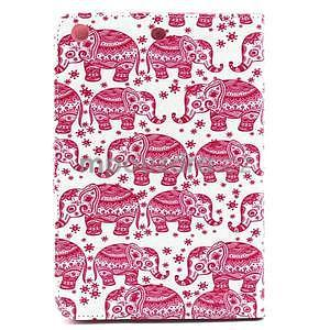 Elephants puzdro pre tablet iPad Mini 3 / iPad Mini 2 / iPad Mini - 2