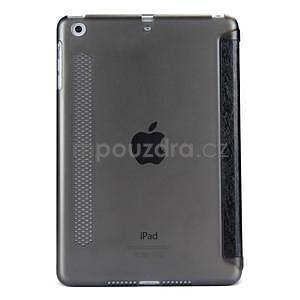 Lines polohovateľné puzdro na iPad Mini 3 / iPad Mini 2 / iPad mini - čierne - 2