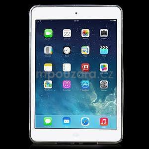 Ultra tenký slim obal na iPad Mini 3, iPad Mini 2, iPad Mini - transparentný - 2