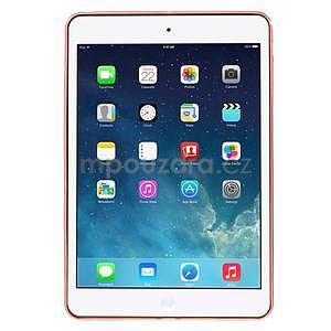 Ultra tenký slim obal na iPad Mini 3, iPad Mini 2, iPad Mini - červený - 2