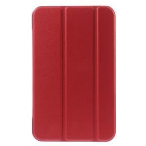 Supreme polohovateľné puzdro na tablet Asus Memo Pad 7 ME176C - červené - 2