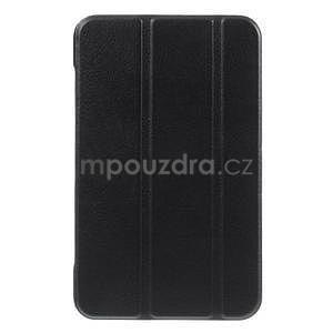 Supreme polohovateľné puzdro na tablet Asus Memo Pad 7 ME176C - čierne - 2