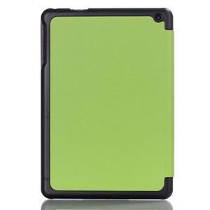 """Troch polohové puzdro na tablet Lenovo IdeaTab Miix 3 8 """"- zelené - 2"""