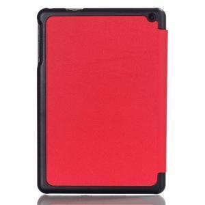 """Troch polohové puzdro na tablet Lenovo IdeaTab Miix 3 8 """"- červené - 2"""