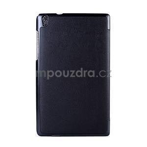 Čierne puzdro na tablet Lenovo S8-50 s funkciou stojančeku - 2