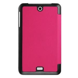 Trifold polohovatelné puzdro pre tablet Acer Iconia One 7 B1-770 - rose - 2