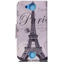 Motive pouzdro na mobil Acer Liquid Jade Z - Eiffelova věž - 2/6