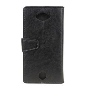 Puzdro na mobil Acer Liquid Z530 - černé - 2