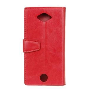 Puzdro na mobil Acer Liquid Z530 - červené - 2