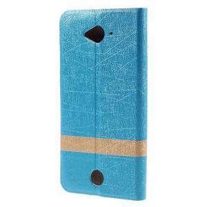 Klopové pouzdro na mobil Acer Liquid Z530 - modré - 2
