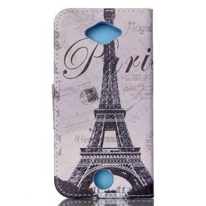 Luxy peňaženkové puzdro pre Acer Liquid Z530 - Eiffelova veža - 2