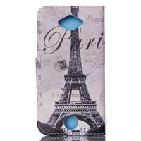 Luxy peňaženkové puzdro pre Acer Liquid Z530 - Eiffelova veža - 2/6