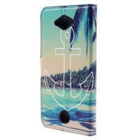 Valet peňaženkové puzdro pre Acer Liquid Z530 - kotva - 2/7
