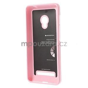 Gélový obal na Asus Zenfone 5 - ružový - 2