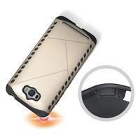 Odolný kryt na mobil Asus Zenfone Max - zlatý - 2/6