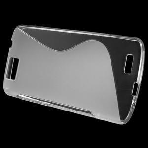 Gélový kryt S-line Huawei Ascend G7 - transparentný - 2