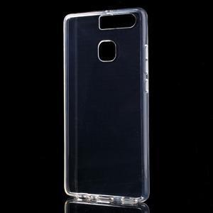 Transparentné gélový obal pre mobil Huawei P9 - 2