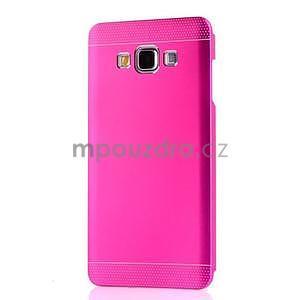Rose kovový kryt pre Samsung Galaxy A5 - 2