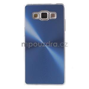 Modrý metalický kryt pre Samsung Galaxy A5 - 2