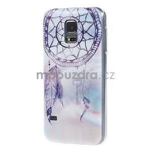 Ultra tenký gélový obal Samsung Galaxy S5 mini - snívanie - 2