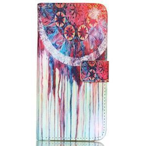 Style peňaženkové puzdro pre mobil Lenovo S90 - dream - 2