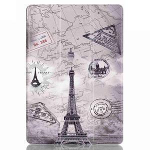 Polohovatelné puzdro pre tablet Lenovo Tab 2 A10-70 - Eiffelova veža - 2