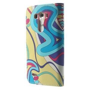 Obrázkové puzdro pre mobil LG G3 - kreace - 2