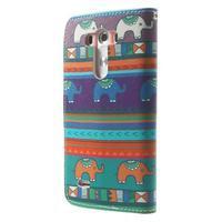 Obrázkové puzdro pre mobil LG G3 - tribal - 2/7