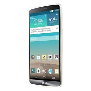 Gélový kryt pre mobil LG G3 - kotva - 2