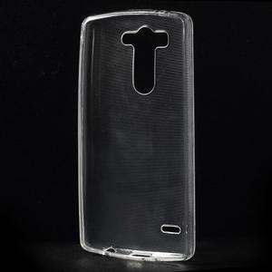 Transparentní ochranný gélový kryt LG G3 s - 2