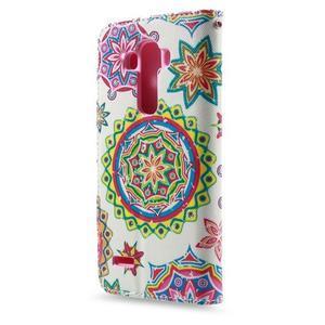Call peněženkové pouzdro na LG G4 - kaleidoskop - 2