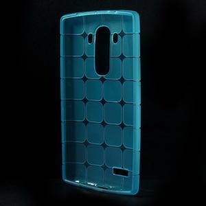 Square gelový obal na LG G4 - modrý - 2