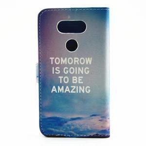 puzdro pre mobil LG G5 - tomorow - 2