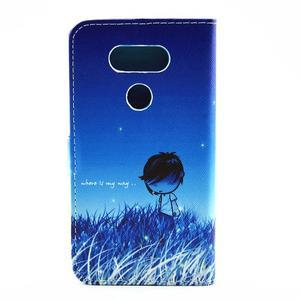 Puzdro na mobil LG G5 - chlapec - 2