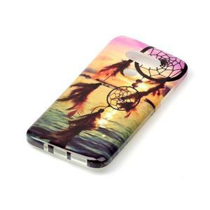Gelový obal na mobil LG G5 - lapač snů - 2