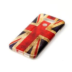 Gelový obal na mobil LG G5 - UK vlajka - 2