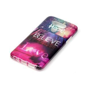 Gélový obal pre mobil LG G5 - hope - 2